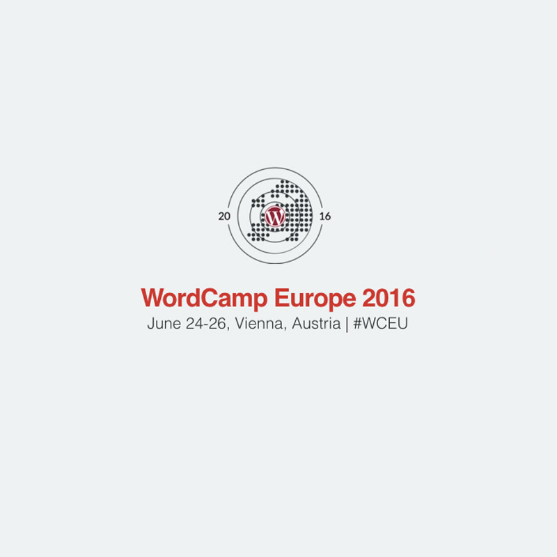 WordCamp 2016 in Wenen