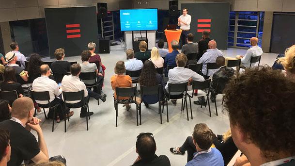 WordPress meetup Haarlem - Solomax