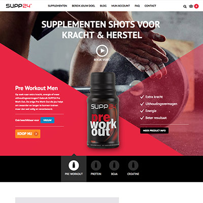 SUPP24 supplementen - Solomax