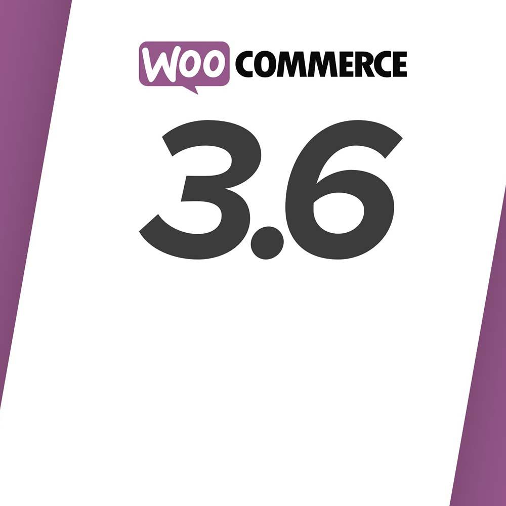 Woocommerce 3.6 release